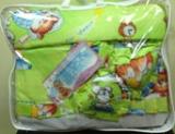 ДНК-1 Набор в кровать 5 пр.одеял,подушка 40*60,бортик,КПБ бязь,балдахин4м