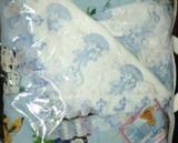 ДНН-20 Набор на выписку для новорожд 10 пр.(одеяло бязь)