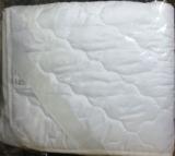 Наматрасник 80*200 стеганный на резинке наполнитель полиэфир. волокно/ Иваново текстиль
