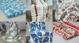 Одеяло хлопковое (170*205) жаккардовое в упаковке 100% хлопок